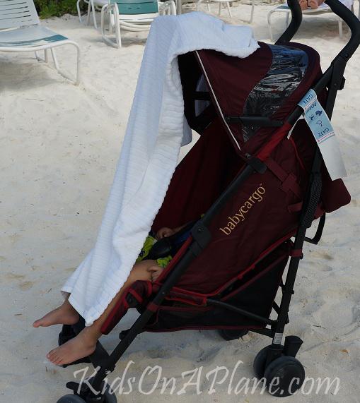 Baby Cargo 200 Stroller Series Beach
