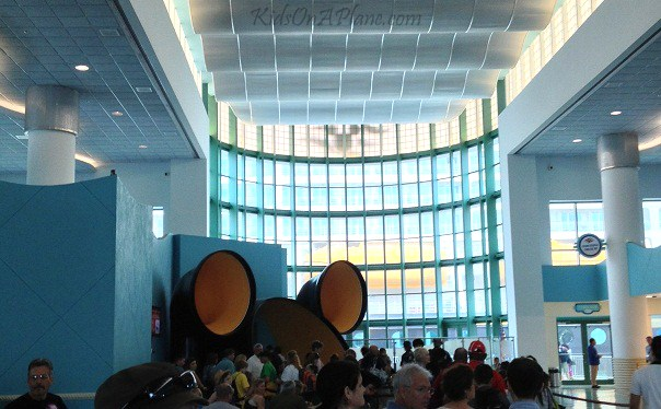 Port Canaveral Transportation & Disney Cruise Line Check In