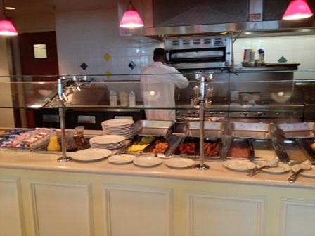 Hilton Garden Inn Orlando Airport Breakfast