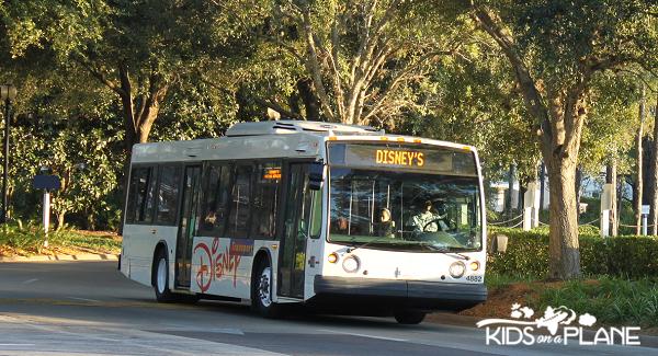 Disney Bus or Car Rental