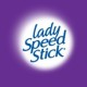 Lady Speed Stick #DontSweatIt