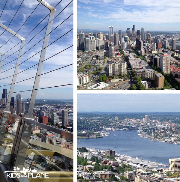 CityPASS Space Needle Collage