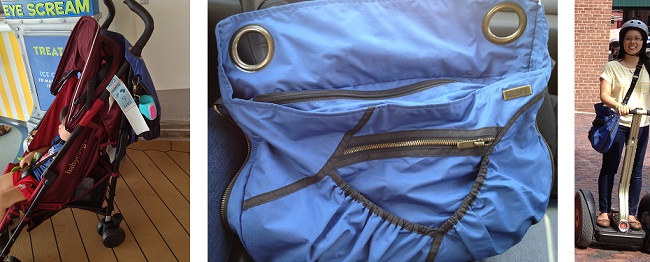 Baby Cargo Georgi Stroller Bag Review Giveaway | KidsOnAPlane.com #giveaway #babycargo #diaperbag