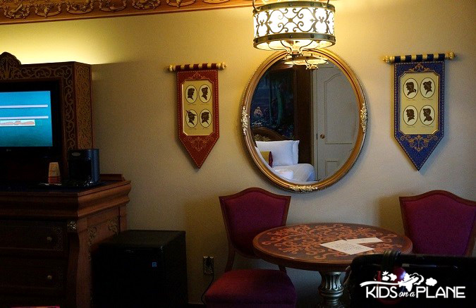 Disney Travel Review - A Look around Royal Guest Rooms at Port Orleans Riverside