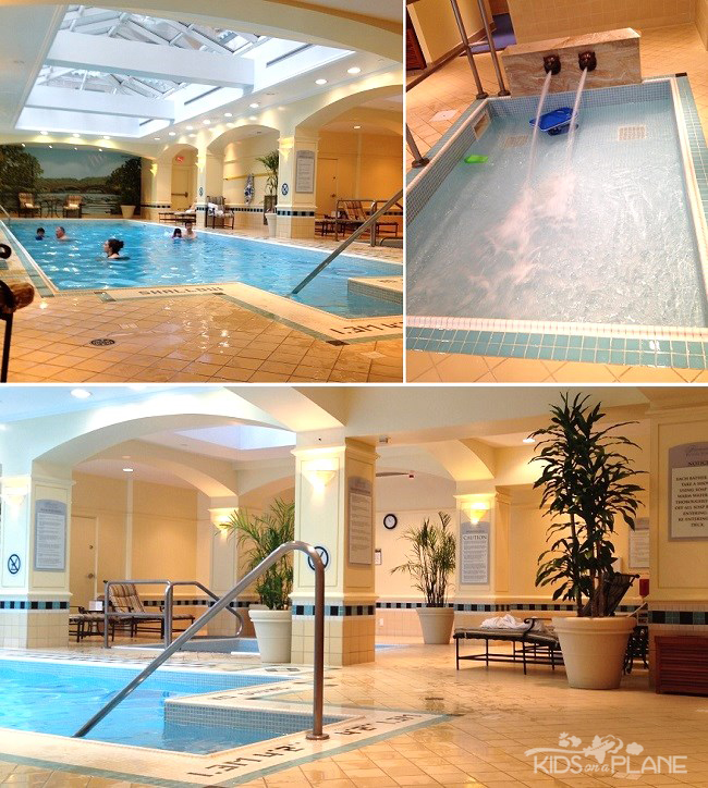 A weekend in toronto fairmont royal york review for Swimming pools downtown toronto