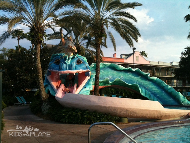 Know Before You Go - Disney's Moderate Resorts |KidsOnAPlane.com