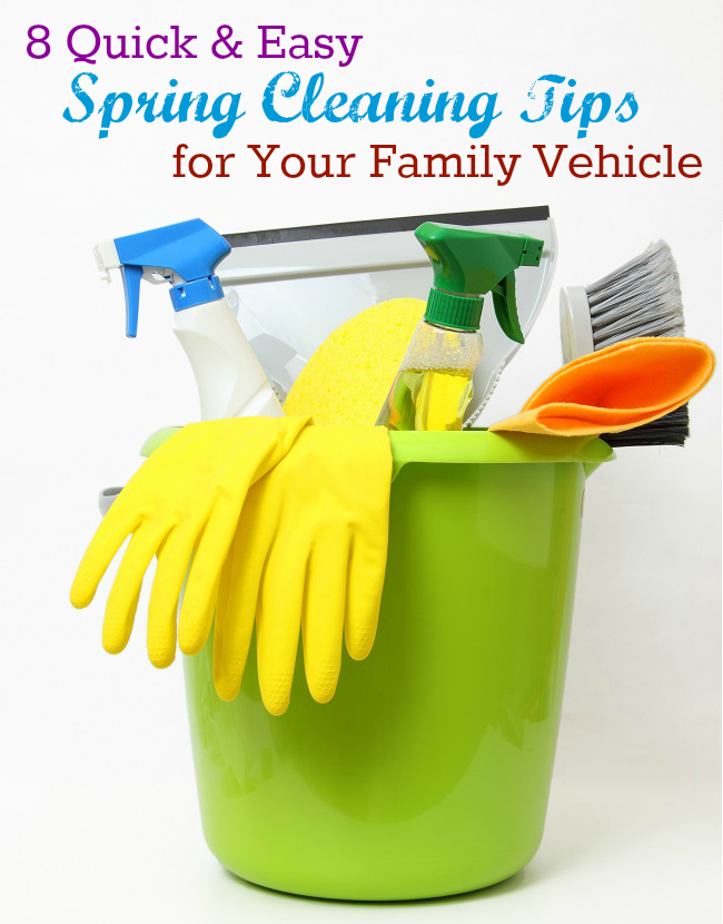 Spring Clean Your Car with Hyundai Canada