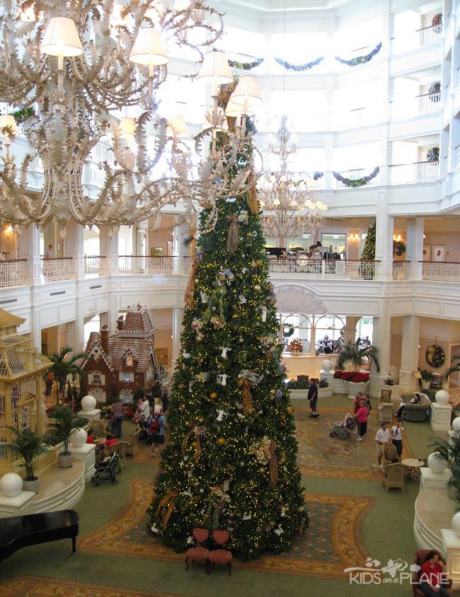 Disney World Deluxe Resort Hotel Grand Floridan Lobby
