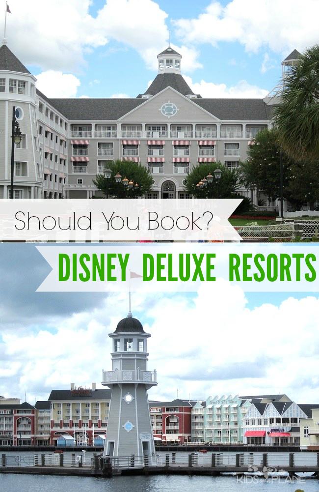 Disney World Deluxe Resort Hotel Yacht Club and Boardwalk Inn