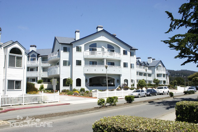 Oceano Hotel Half Moon Bay California