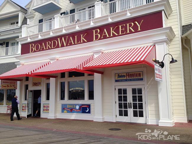 Disney's BoardWalk Inn Resort - BoardWalk Bakery