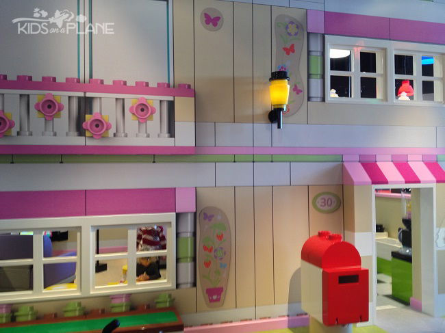 Legoland Discovery Centre Toronto Review - Lego Friends House