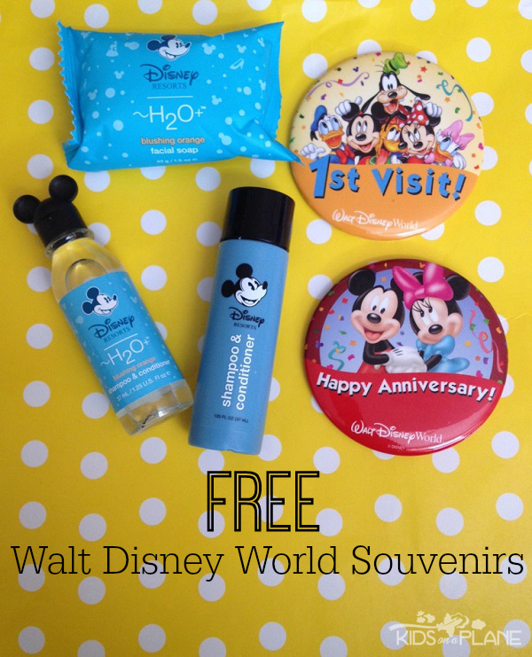Ree Disney World Souvenirs