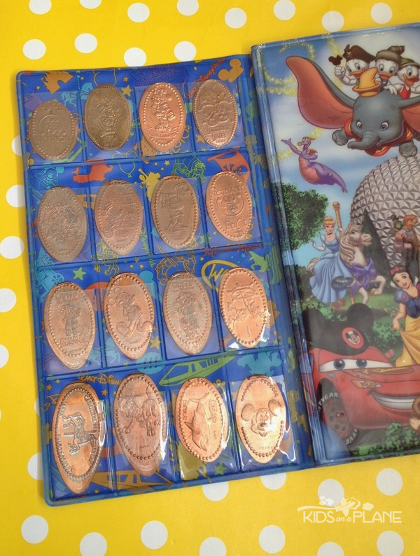 Walt Disney World Pressed Pennies