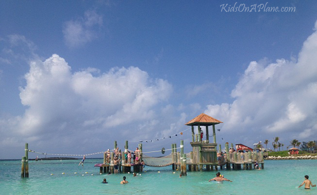 Castaway Cay Playground