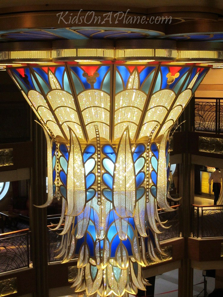 Disney Dream Cruise Ship Photos Chandelier