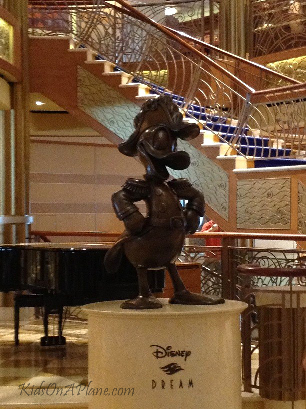 Disney Dream Cruise Ship Photos Donald