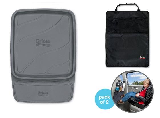 Britax Vehicle Seat Protector And Kick Mats