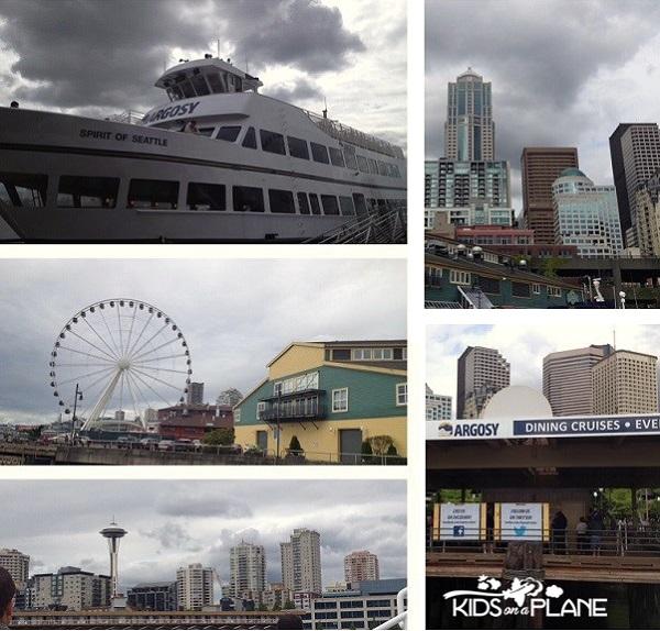 Argosy Cruises Seattle CityPASS