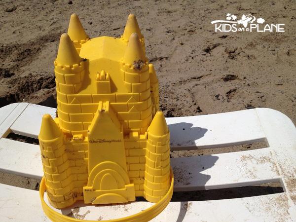 Disney in Details Cinderellas Castle Bucket