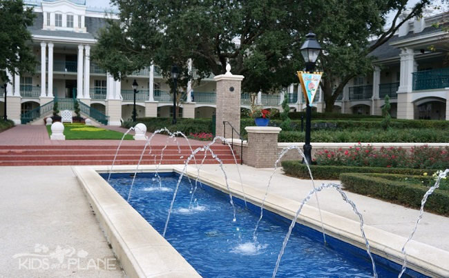 Port Orleans Riverside Resort Review Magnolia Bend | KidsOnAPlane.com #disneyworld #familytravel #hotel