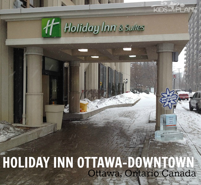 holiday inn ottawa downtown hotel review. Black Bedroom Furniture Sets. Home Design Ideas