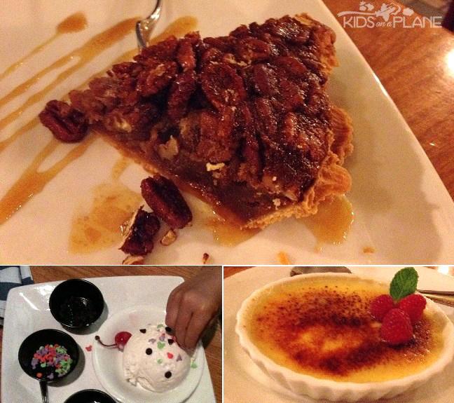 Boatwright's Dining Hall Desserts
