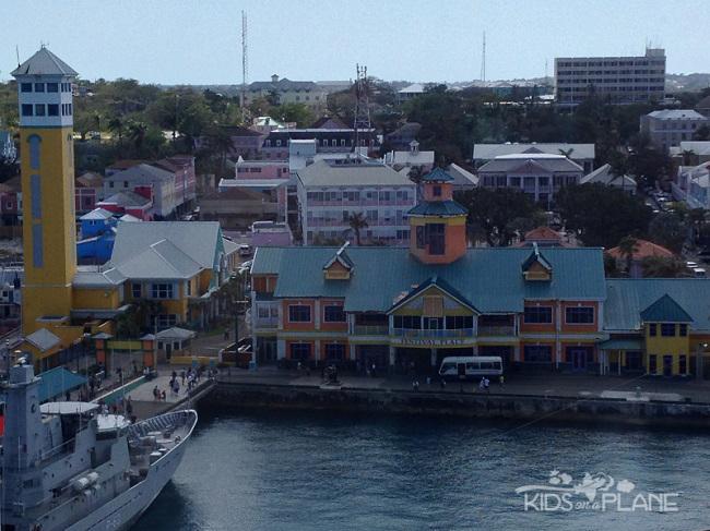 Disney Cruise Tips Nassau |KidsOnAPlane.com #traveltips #nassau #bahamas #cruise