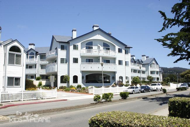 Oceano Hotel Half Moon Bay California