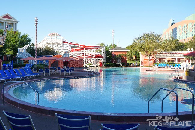 Disney's BoardWalk Inn Resort - Pool
