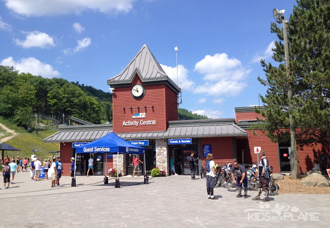 Blue Mountain Resort - Activity Central Building