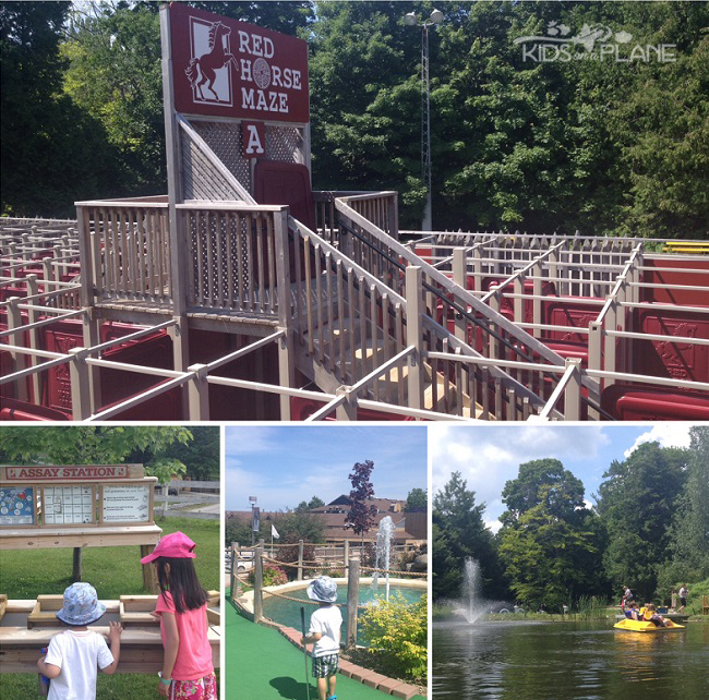 Summer Activities at Horseshoe Resort Adventure Park Barrie, Ontario - KidsOnAPlane.com