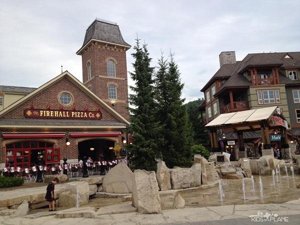 Good Eats Blue Mountain Resort Firehall Pizza Co