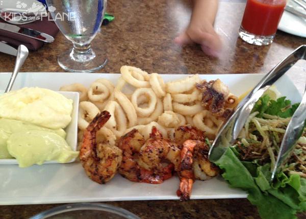 Good Eats The Pottery Calamari