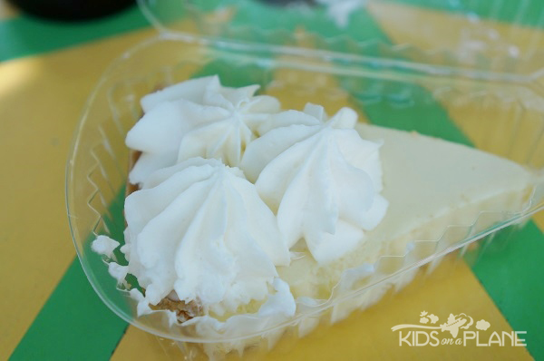 Kermits Key West Lime Shoppe Review - Key Lime Pie