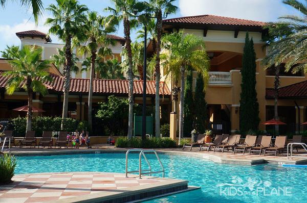 Floridays Resort Hotel Review - Main Pool
